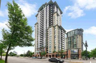 """Photo 1: 502 10777 UNIVERSITY Drive in Surrey: Whalley Condo for sale in """"City Point"""" (North Surrey)  : MLS®# R2583911"""