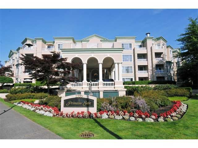 """Main Photo: 211 2995 PRINCESS Crescent in Coquitlam: Canyon Springs Condo for sale in """"PRINCESS GATE"""" : MLS®# V1011527"""