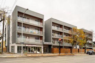 Photo 1: 211 155 Sherbrook Street in Winnipeg: West Broadway Condominium for sale (5A)  : MLS®# 202124601