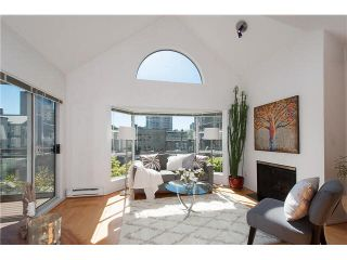 """Photo 1: 410 1728 ALBERNI Street in Vancouver: West End VW Condo for sale in """"ATRIUM ON THE PARK"""" (Vancouver West)  : MLS®# V1119320"""