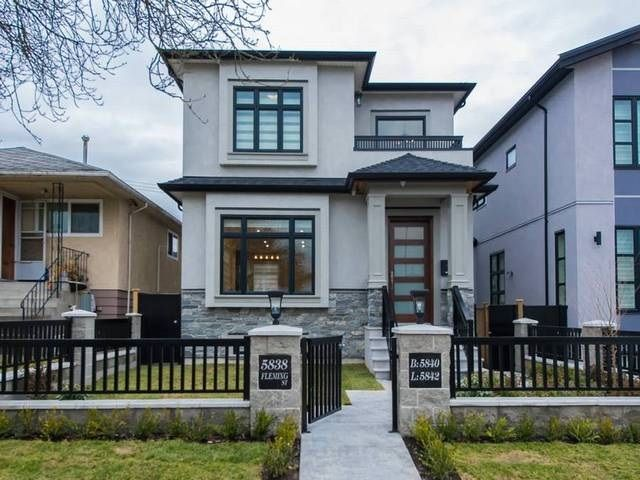 Main Photo: 5838 FLEMING Street in Vancouver: Knight House for sale (Vancouver East)  : MLS®# R2132707