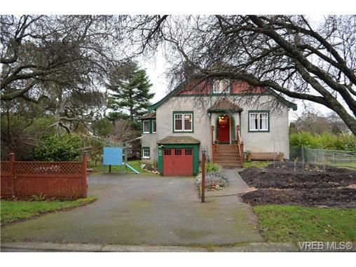 Main Photo: 1043 Bewdley Ave in VICTORIA: Es Old Esquimalt House for sale (Esquimalt)  : MLS®# 719684