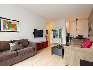 "Photo 4: 214 1345 W 15TH Avenue in Vancouver: Fairview VW Condo for sale in ""SUNRISE WEST"" (Vancouver West)  : MLS®# V1114976"