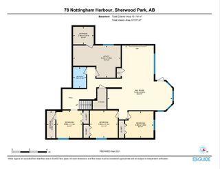 Photo 41: 78 NOTTINGHAM Harbour: Sherwood Park House for sale : MLS®# E4235413