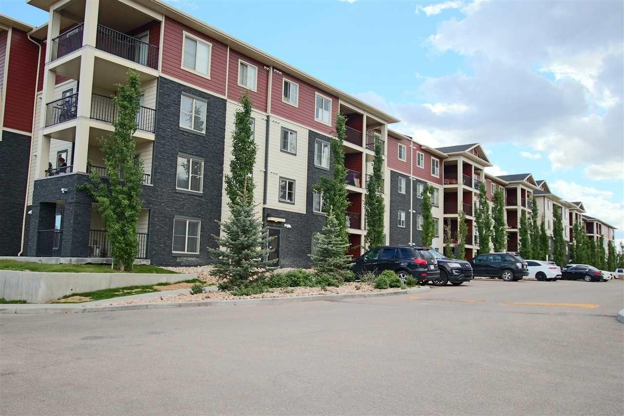 Main Photo: 207 5816 MULLEN Place in Edmonton: Zone 14 Condo for sale : MLS®# E4229658