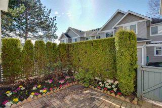 "Photo 17: 12 5988 BLANSHARD Drive in Richmond: Terra Nova Townhouse for sale in ""RIVIERA GARDENS"" : MLS®# R2141105"