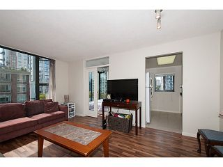 """Photo 5: 603 1155 HOMER Street in Vancouver: Yaletown Condo for sale in """"CityCrest"""" (Vancouver West)  : MLS®# V1078829"""