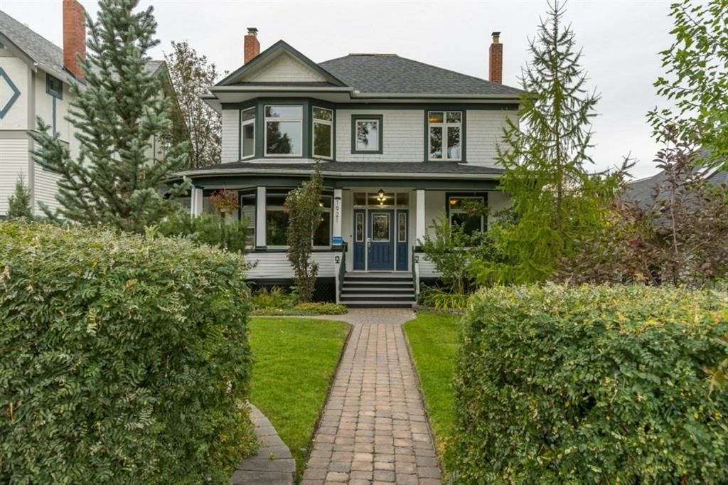 Main Photo: 1921 10A Street SW in Calgary: Upper Mount Royal Detached for sale : MLS®# A1149452