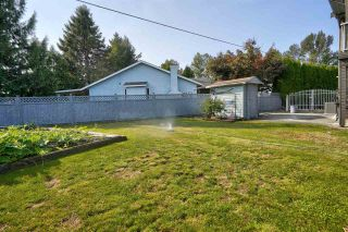 """Photo 26: 31328 MCCONACHIE Place in Abbotsford: Abbotsford West House for sale in """"RES S OF SFW & W OF GLADW"""" : MLS®# R2504772"""