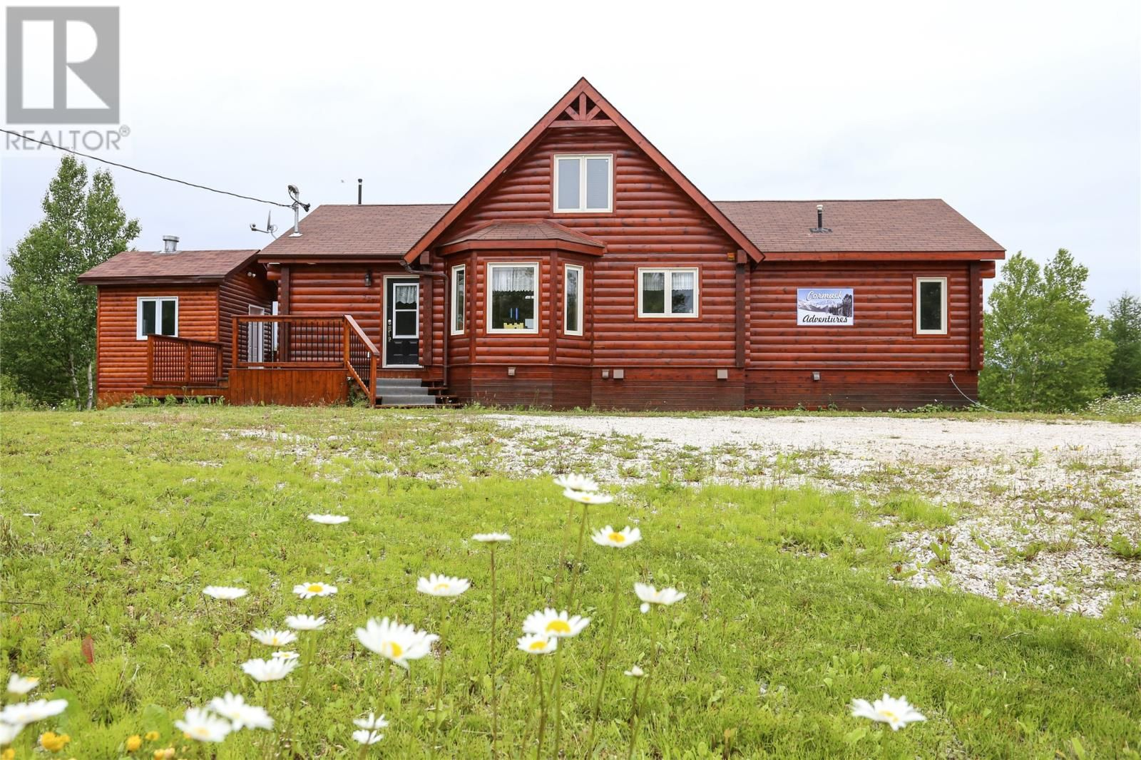 Main Photo: 277 Veterans Drive in Cormack: House for sale : MLS®# 1233637