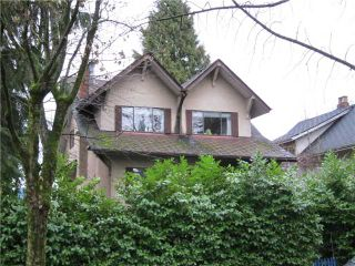 Photo 1: 249 251 W 18TH Avenue in Vancouver: Cambie House for sale (Vancouver West)  : MLS®# V875841