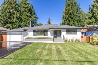 Photo 1: 21731 RIDGEWAY CRESCENT in Maple Ridge: West Central House for sale : MLS®# R2503645