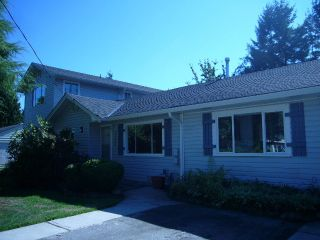 Photo 1: 15516 18TH AV in Surrey: King George Corridor House for sale (South Surrey White Rock)  : MLS®# F1321531