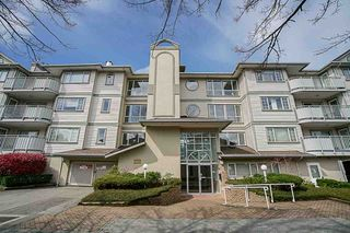 """Photo 1: 210 8120 BENNETT Road in Richmond: Brighouse South Condo for sale in """"CANAAN COURT"""" : MLS®# R2257366"""