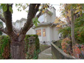 """Photo 1: 15 8291 GENERAL CURRIE Road in Richmond: Brighouse South Townhouse for sale in """"THE GARDENS"""" : MLS®# V1034981"""
