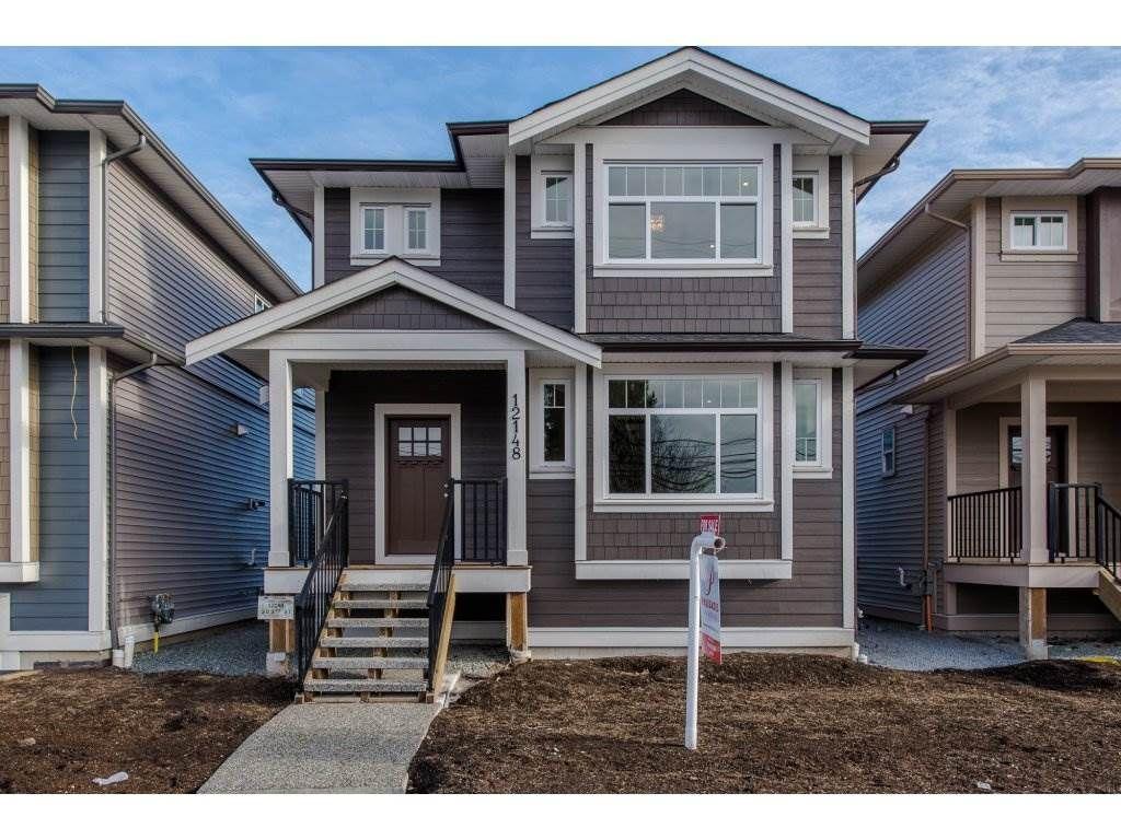"Main Photo: 12148 203 Street in Maple Ridge: Northwest Maple Ridge House for sale in ""Palisades on Westside"" : MLS®# R2134183"