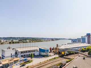 """Photo 14: 910 14 BEGBIE Street in New Westminster: Quay Condo for sale in """"INTERURBAN"""" : MLS®# R2605059"""
