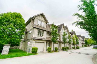 """Photo 1: 15 15175 62A Avenue in Surrey: Sullivan Station Townhouse for sale in """"Brooklands"""" : MLS®# R2457474"""