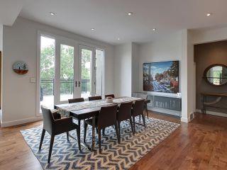 Photo 5: 8703 105 Street in Edmonton: Zone 15 House Half Duplex for sale : MLS®# E4247547