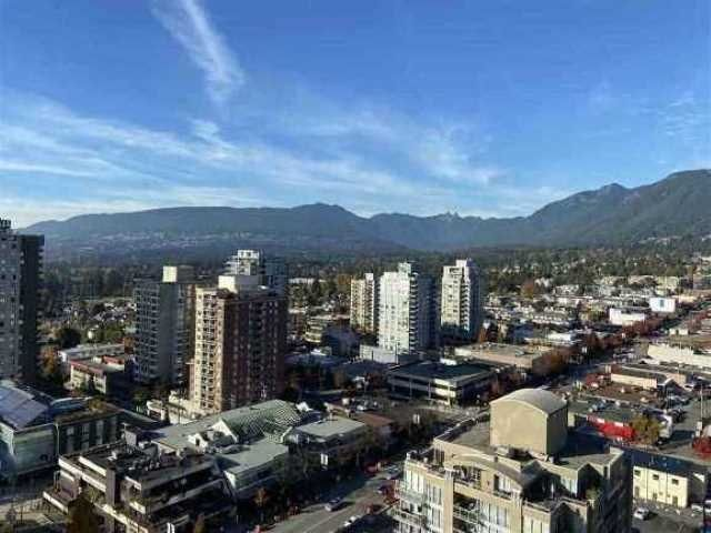 Main Photo: 1604 125 E 14TH Street in North Vancouver: Central Lonsdale Condo for sale : MLS®# R2549356
