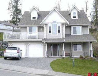 "Photo 1: 36065 MARSHALL RD in Abbotsford: Abbotsford East House for sale in ""THE BLUFFS"" : MLS®# F2606458"