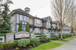 "Photo 1: 55 20176 68TH Avenue in Langley: Willoughby Heights Townhouse for sale in ""STEEPLECHASE"" : MLS®# R2535891"