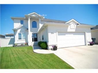 Main Photo: 534 Blackburn Crescent in Saskatoon: Briarwood Single Family Dwelling for sale (Saskatoon Area 01)  : MLS®# 414877