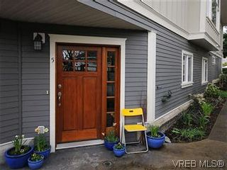 Photo 19: 5 2310 Wark St in VICTORIA: Vi Central Park Row/Townhouse for sale (Victoria)  : MLS®# 567630