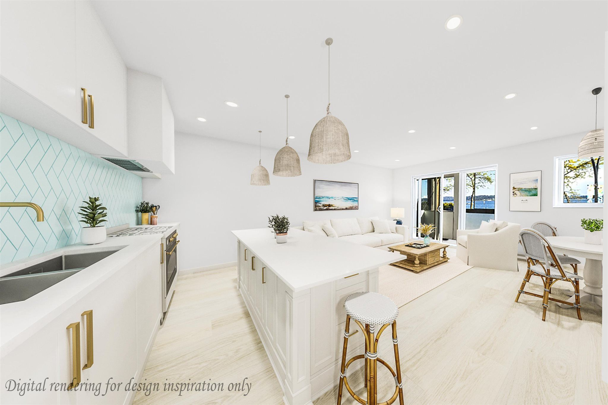 """Photo 10: Photos: 111 14881 MARINE Drive: White Rock Condo for sale in """"DRIFTWOOD ARMS"""" (South Surrey White Rock)  : MLS®# R2595780"""