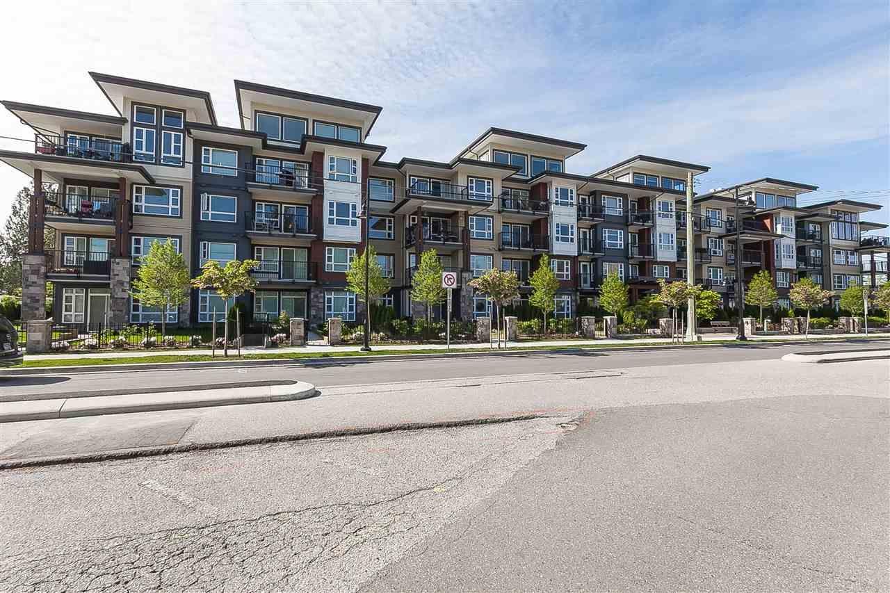 """Main Photo: #417 22562 121 Avenue in Maple Ridge: East Central Condo for sale in """"Edge on Edge 2"""" : MLS®# R2432787"""