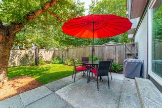 """Photo 36: 17 8431 RYAN Road in Richmond: South Arm Townhouse for sale in """"CAMBRIDGE PLACE"""" : MLS®# R2599088"""