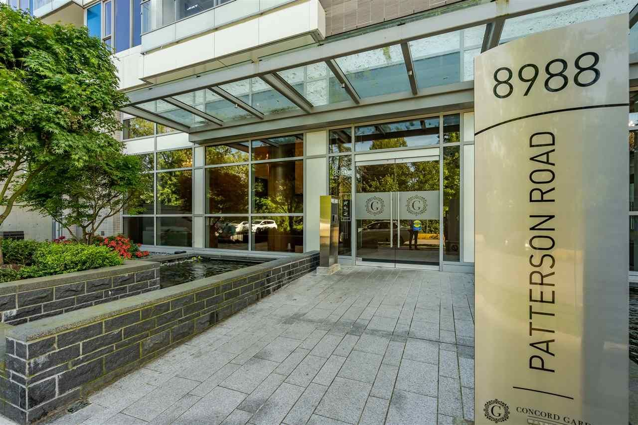 Main Photo: 921 8988 PATTERSON Road in Richmond: West Cambie Condo for sale : MLS®# R2586045