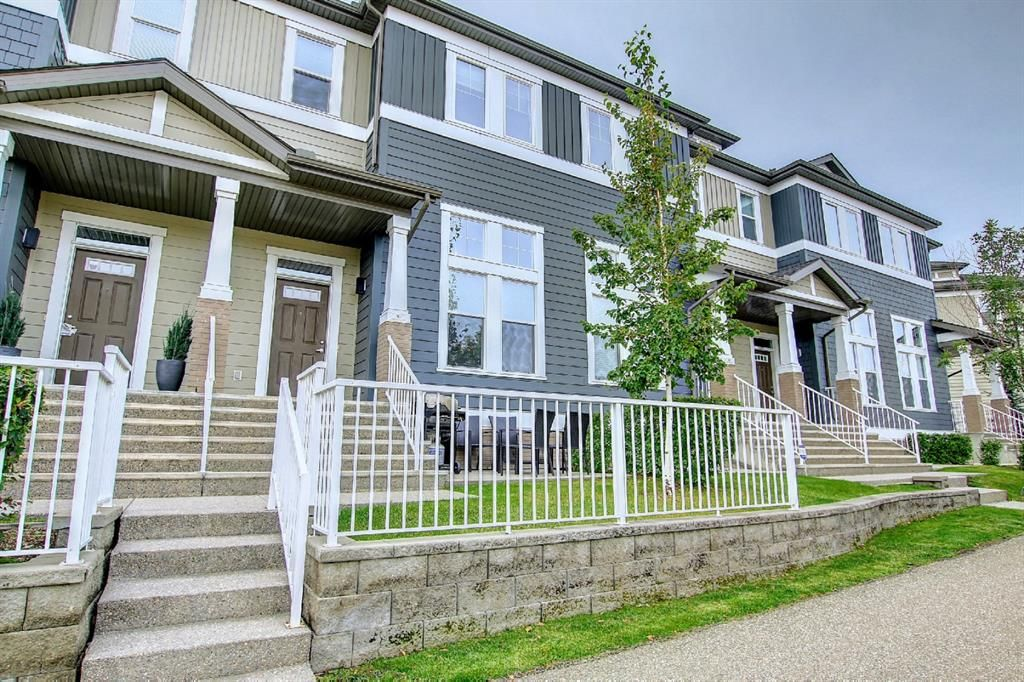 Main Photo: 507 Evanston Square NW in Calgary: Evanston Row/Townhouse for sale : MLS®# A1148030