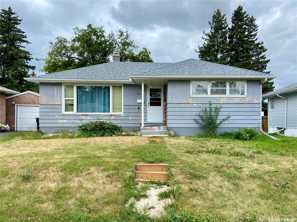 Main Photo: 206 Fourth Street South in Yorkton: Residential for sale : MLS®# SK869643