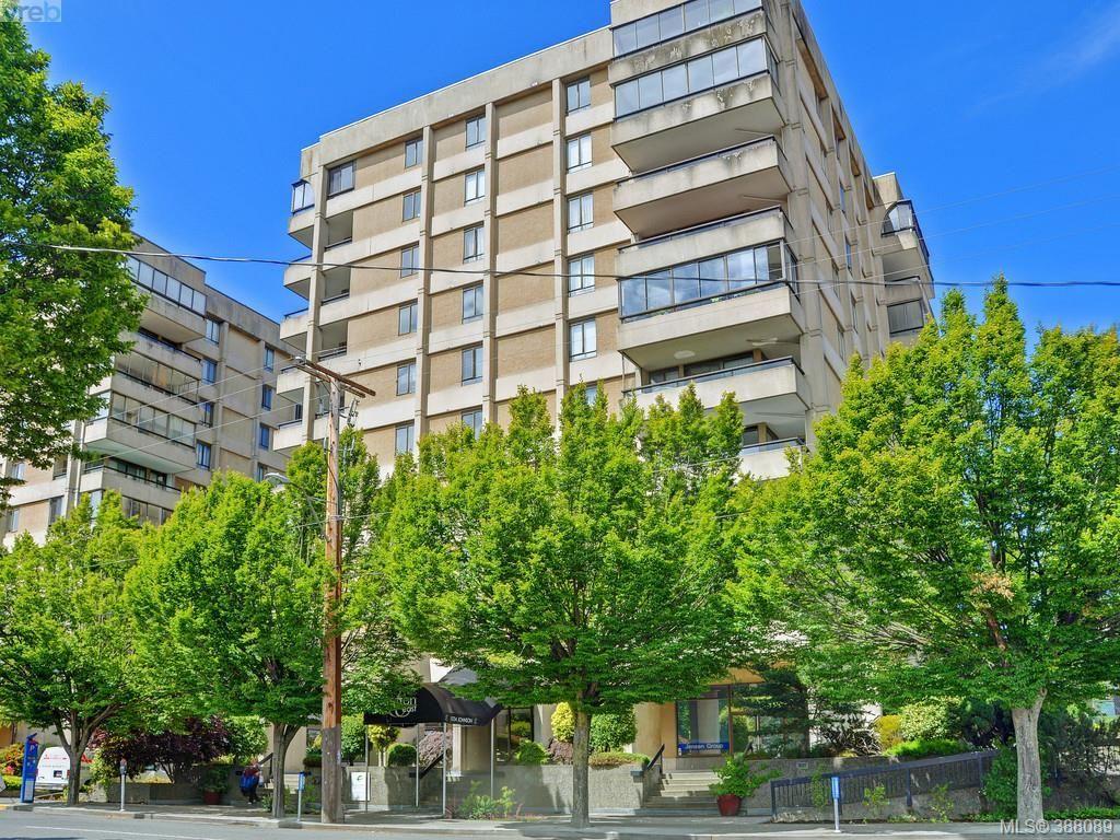 Main Photo: 402 1034 Johnson St in VICTORIA: Vi Downtown Condo for sale (Victoria)  : MLS®# 779872