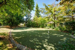 """Photo 38: 12 8737 212 Street in Langley: Walnut Grove Townhouse for sale in """"Chartwell Green"""" : MLS®# R2607047"""