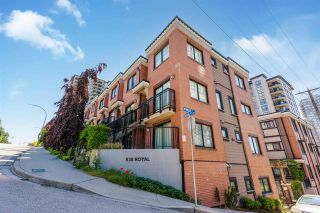 """Photo 35: 10 838 ROYAL Avenue in New Westminster: Downtown NW Townhouse for sale in """"Brickstone Walk 2"""" : MLS®# R2589641"""