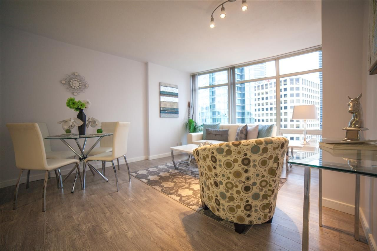 Main Photo: 1601 1288 Alberni Street in Vancouver: West End VW Condo for sale (Vancouver West)  : MLS®# R2266752