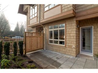 Photo 1: 22 3300 MT SEYMOUR Parkway in North Vancouver: Northlands Townhouse for sale : MLS®# V986691