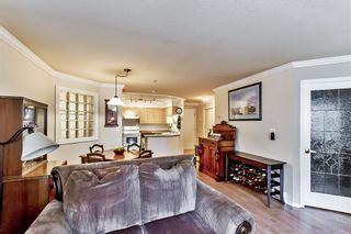 "Photo 3: 107 1955 SUFFOLK Avenue in Port Coquitlam: Glenwood PQ Condo for sale in ""OXFORD PLACE"" : MLS®# R2144804"