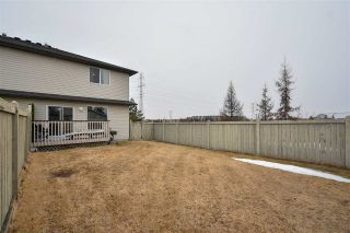 Photo 27: 2804 30 Street in Edmonton: Zone 30 House Half Duplex for sale : MLS®# E4234842