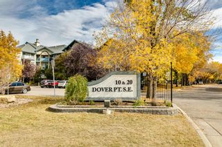 Photo 26: #106 10 Dover Point SE in Calgary: Dover Apartment for sale : MLS®# A1152097