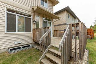 Photo 38: 11618 11 Avenue in Edmonton: Zone 55 Townhouse for sale : MLS®# E4256589