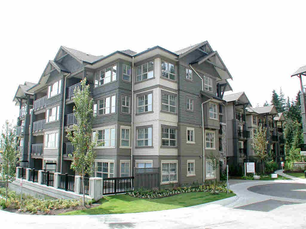 Main Photo: 209 2958 WHISPER WAY in Coquitlam: Westwood Plateau Condo for sale : MLS®# R2618244