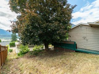 Photo 30: 567 COLUMBIA STREET: Lillooet House for sale (South West)  : MLS®# 162749