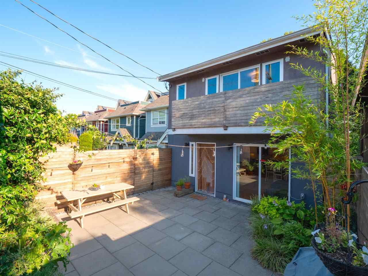 Main Photo: 873 PRIOR STREET in Vancouver: Strathcona 1/2 Duplex for sale (Vancouver East)  : MLS®# R2413297