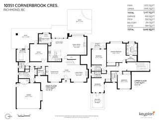 "Photo 40: 10351 CORNERBROOK Crescent in Richmond: Steveston North House for sale in ""STEVESTON NORTH"" : MLS®# R2530209"