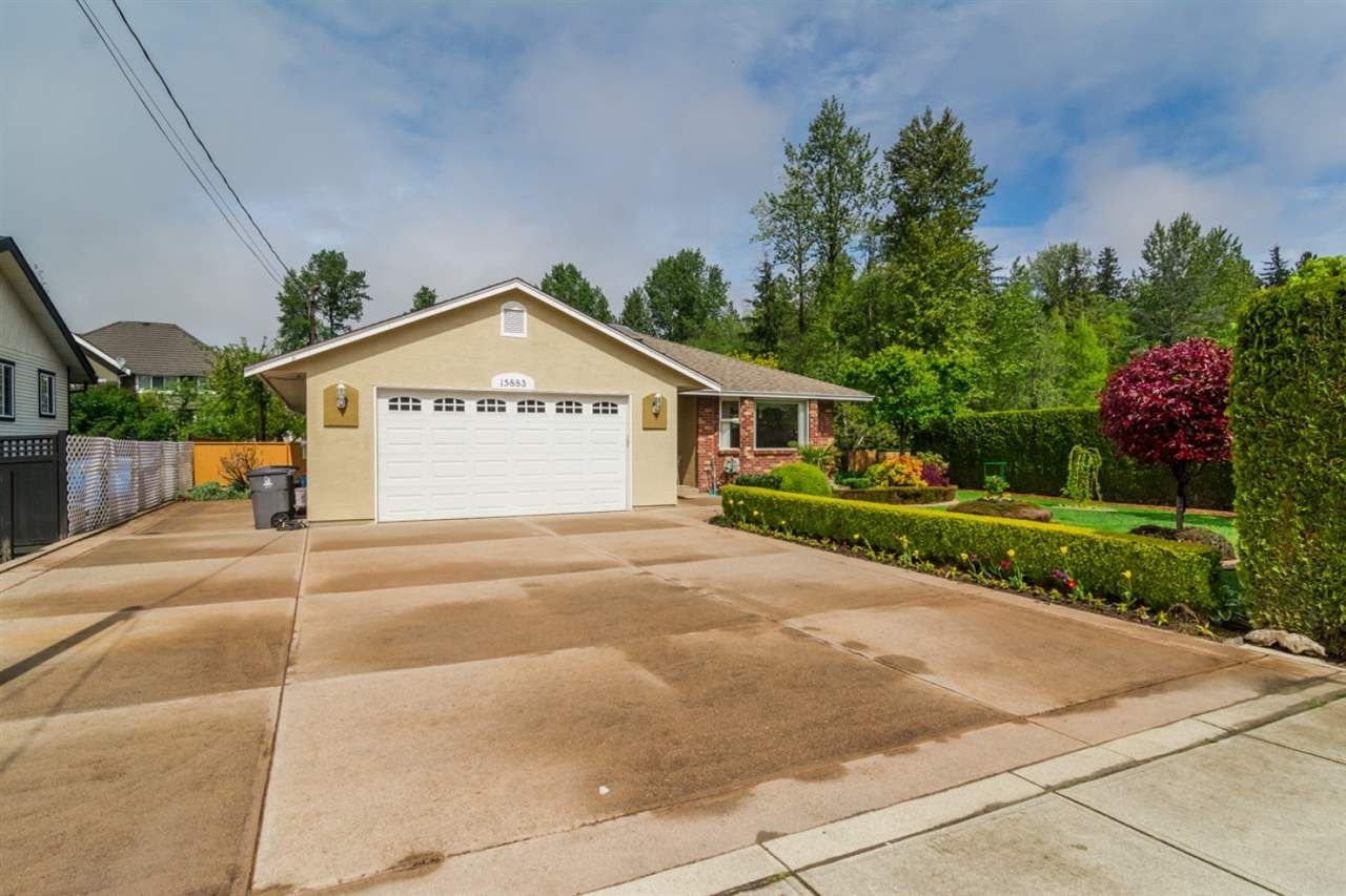 Photo 1: Photos: 15883 108TH Avenue in Surrey: Fraser Heights House for sale (North Surrey)  : MLS®# R2118938