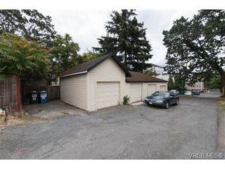 Photo 3: 2440 Quadra St in VICTORIA: Vi Central Park Quadruplex for sale (Victoria)  : MLS®# 735330