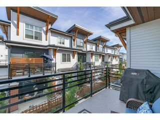 """Photo 30: 7 22127 48A Avenue in Langley: Murrayville Townhouse for sale in """"Fraser"""" : MLS®# R2620983"""